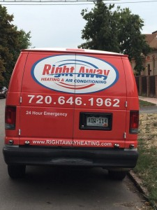 HVAC Denver Nov Photo Car